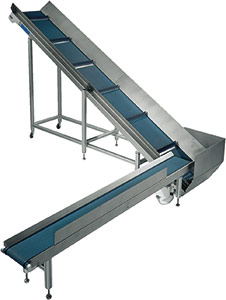 Waste conveyor